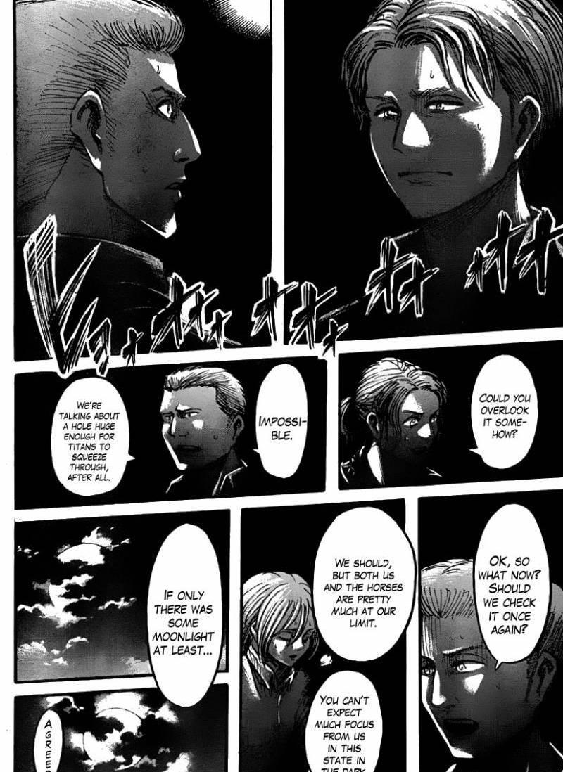 Shingeki no Kyojin Ch 38: Castle Utgard