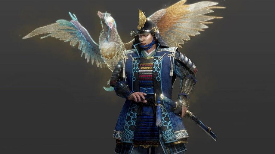 Nioh 2, Samurai, Character, 4K, #7.924