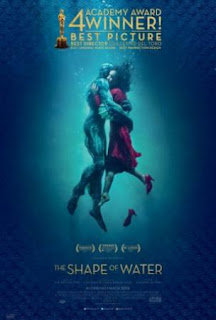 Film The Shape of Water 2018 Bioskop
