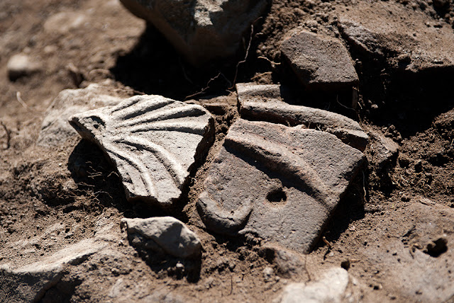 Large Etruscan villa discovered in Vetulonia