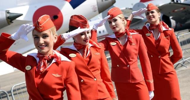 Yetkili Rusya Aeroflot Satis Sitesi