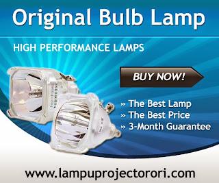 lampu infocus optoma murah