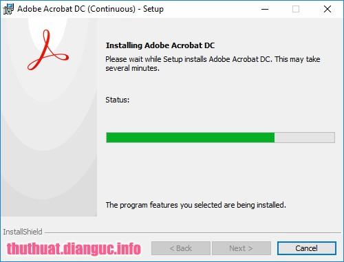 huong dan crack Adobe Acrobat Pro DC 2018
