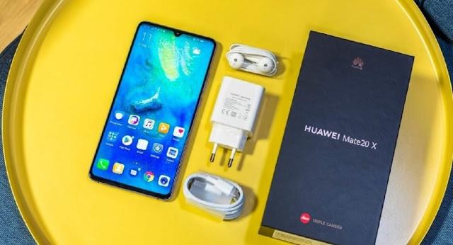 مواصفات وسعر هاتف Huawei Mate 20 X 5G