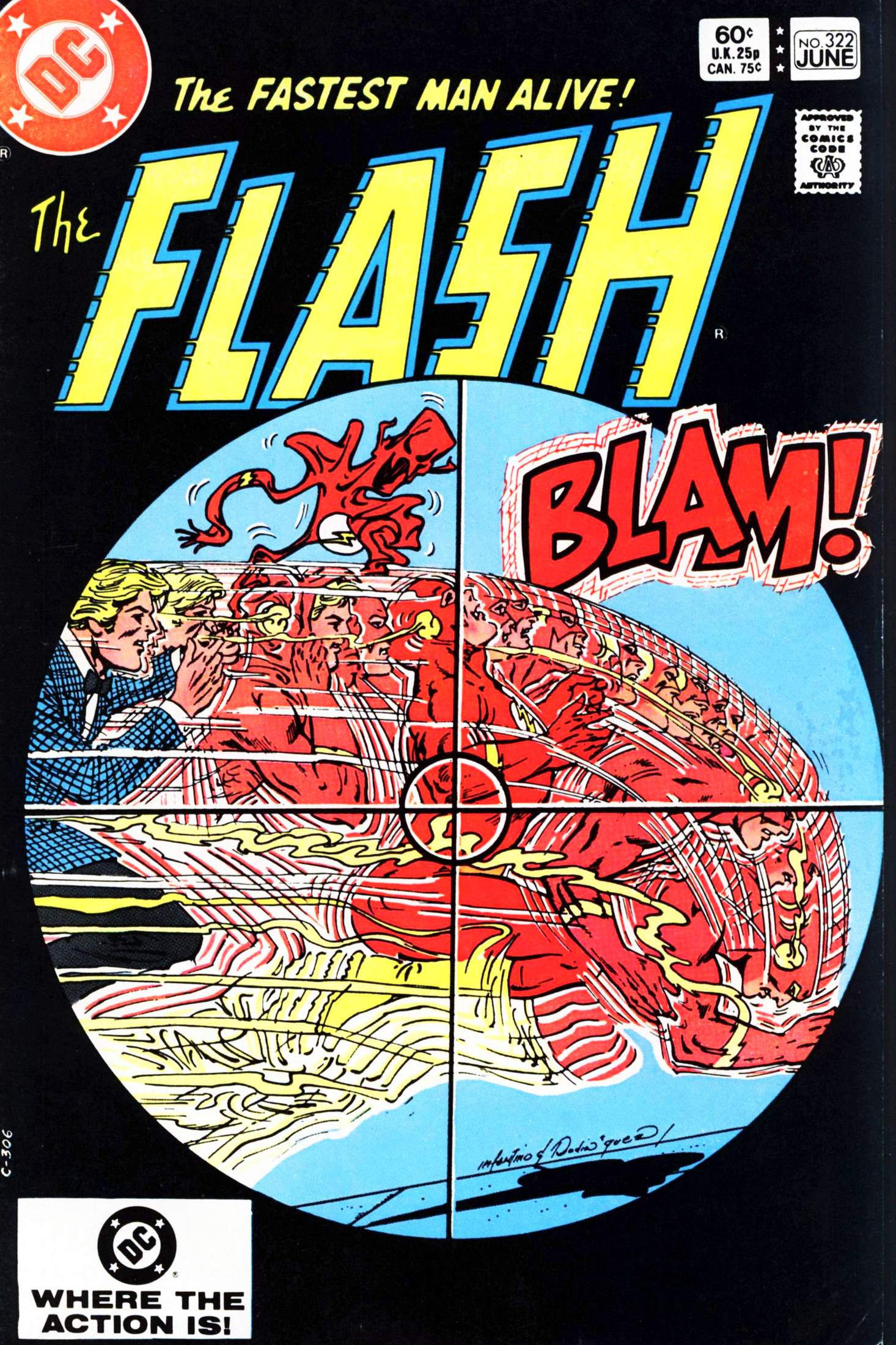 The Flash (1959) 322 Page 1