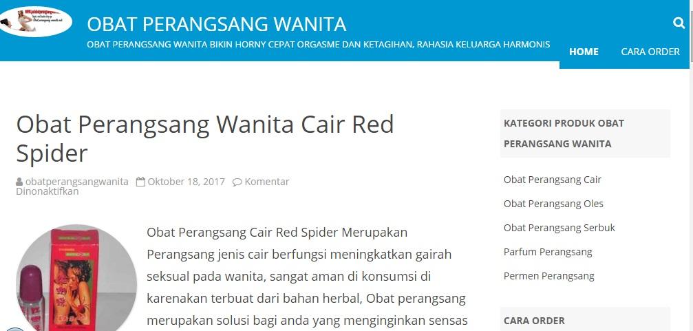 jualobatperangsangwanitaasli com toko online terpercaya dan aman