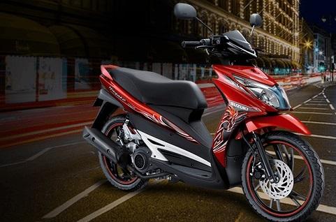 Harga Motor Suzuki Hayate