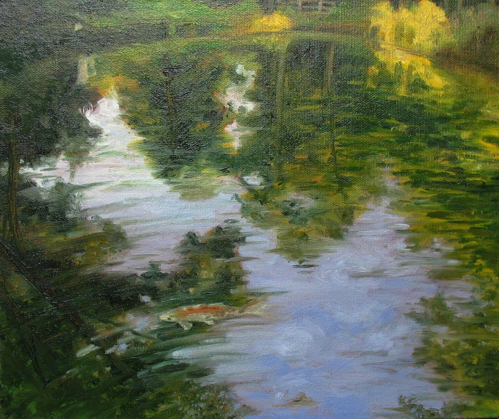 Pond Design Hampshire