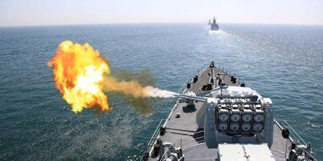 Hubungan China dan Jepang Memanas, Dan Dikabarkan China akan Gelar Latihan Perang di Laut Jepang - Commando