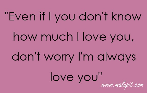 Love Quotes How Much I Love You Life Quotes Love Life Quotes