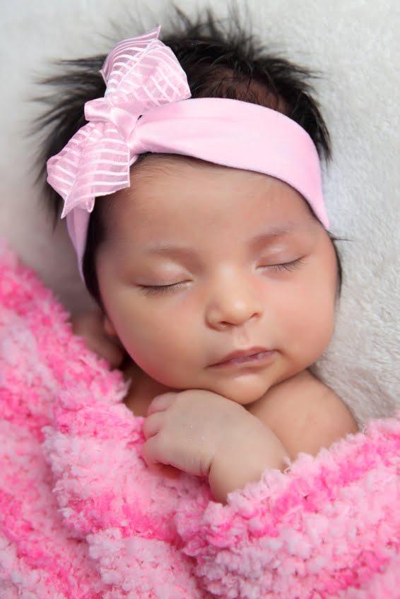 """Newborn Hispanic Baby Girls """"Sleeping ..."""