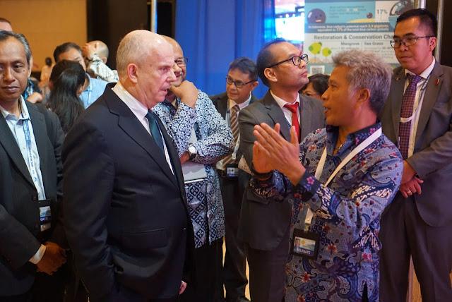 Ini Tiga Komitmen CI Indonesia Disampaikan di OOC Bali