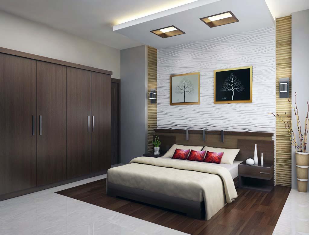 Desain Interior Kamar Tidur Cantik Interior Rumah