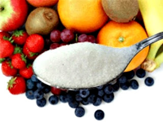 Fructosa control diabetes sacarosa