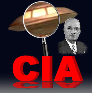 UFOs, The CIA and President Harry Truman