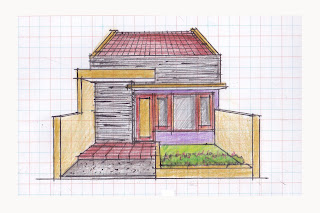 view of simple house plan 01