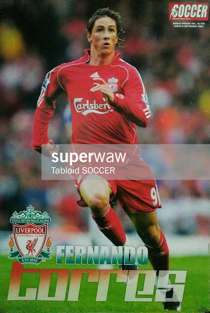 Fernando Torres Liverpool 2007