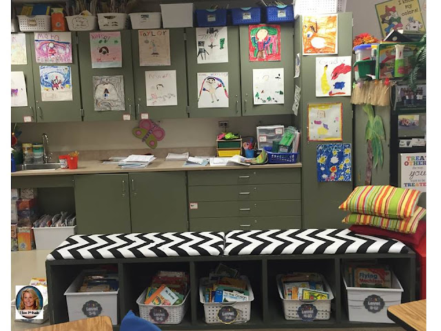 classroom tour; guided reading; daily five