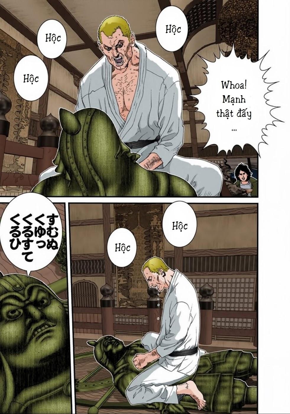Gantz Chap 75: Trở ngại trang 11