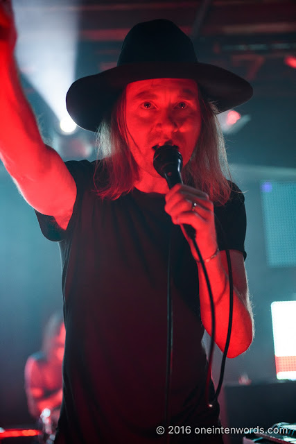 The Faint at Velvet Underground on October 2, 2016 Photo by John at  One In Ten Words oneintenwords.com toronto indie alternative live music blog concert photography pictures