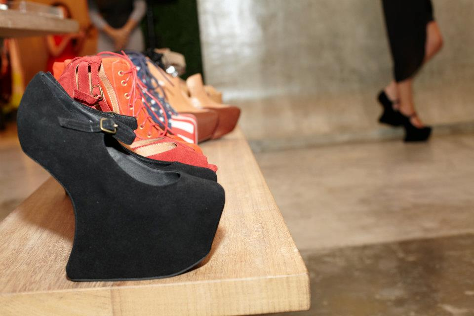West LA Boutique Introduces Jeffrey Campbell Shoes