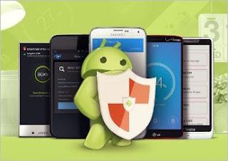 مجموعة, تطبيقات, حماية, من, الفيروسات, لأنظمة, اندرويد
