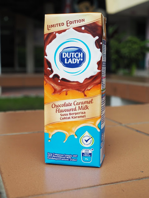 Chocolate Caramel Flavoured Milk Dutch Lady World Milk Day Celebration