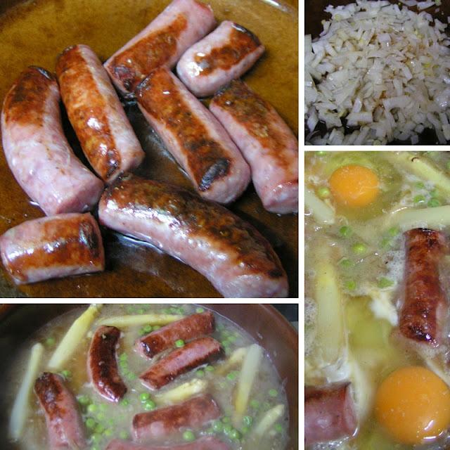 Huevos al salmorrejo - Morrico Fino