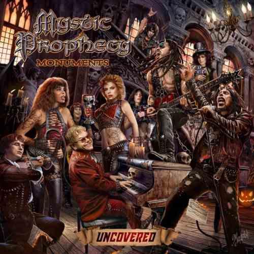 MYSTIC PROPHECY: Νέο album διασκευών