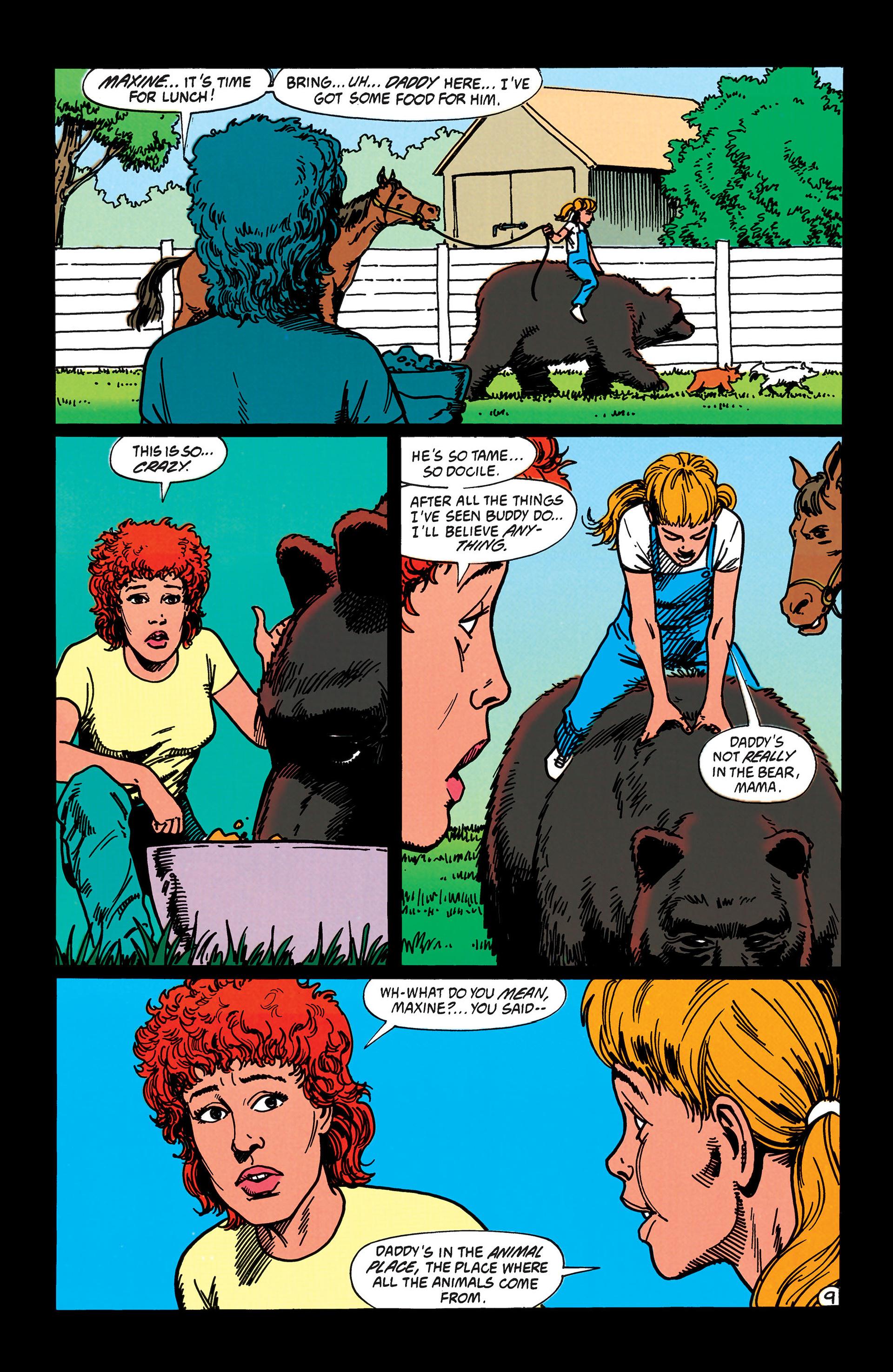 Read online Animal Man (1988) comic -  Issue #43 - 10
