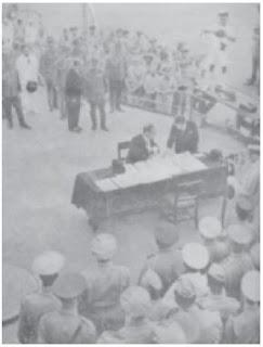 Perjanjian Perdamaian Setelah Perang Dunia II