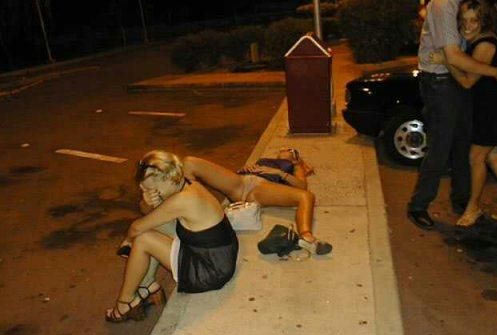 Theme, drunk nude passed out naked that