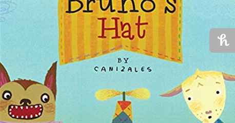 Bruno's Hat by Canizales