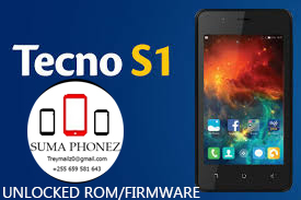 DOWNLOAD TECNO S1 UNLOCKED ROM/FIRMWARE WORKING 10000% - SUMAPHONEZ