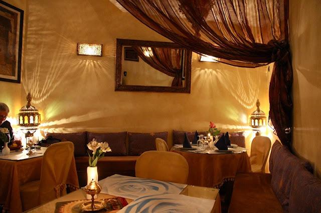 Restaurante Arrayanes em Granada