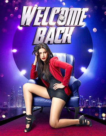 Welcome Back 2015 Hindi DVDScr 700mb DDR