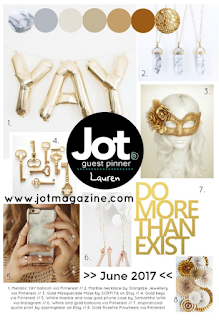 Jot June Mood Board