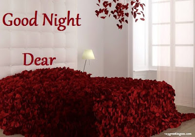 good night dear husband