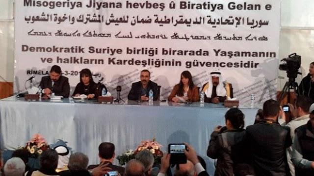 Kuzey Suriye'de Federasyon Bilmecesi