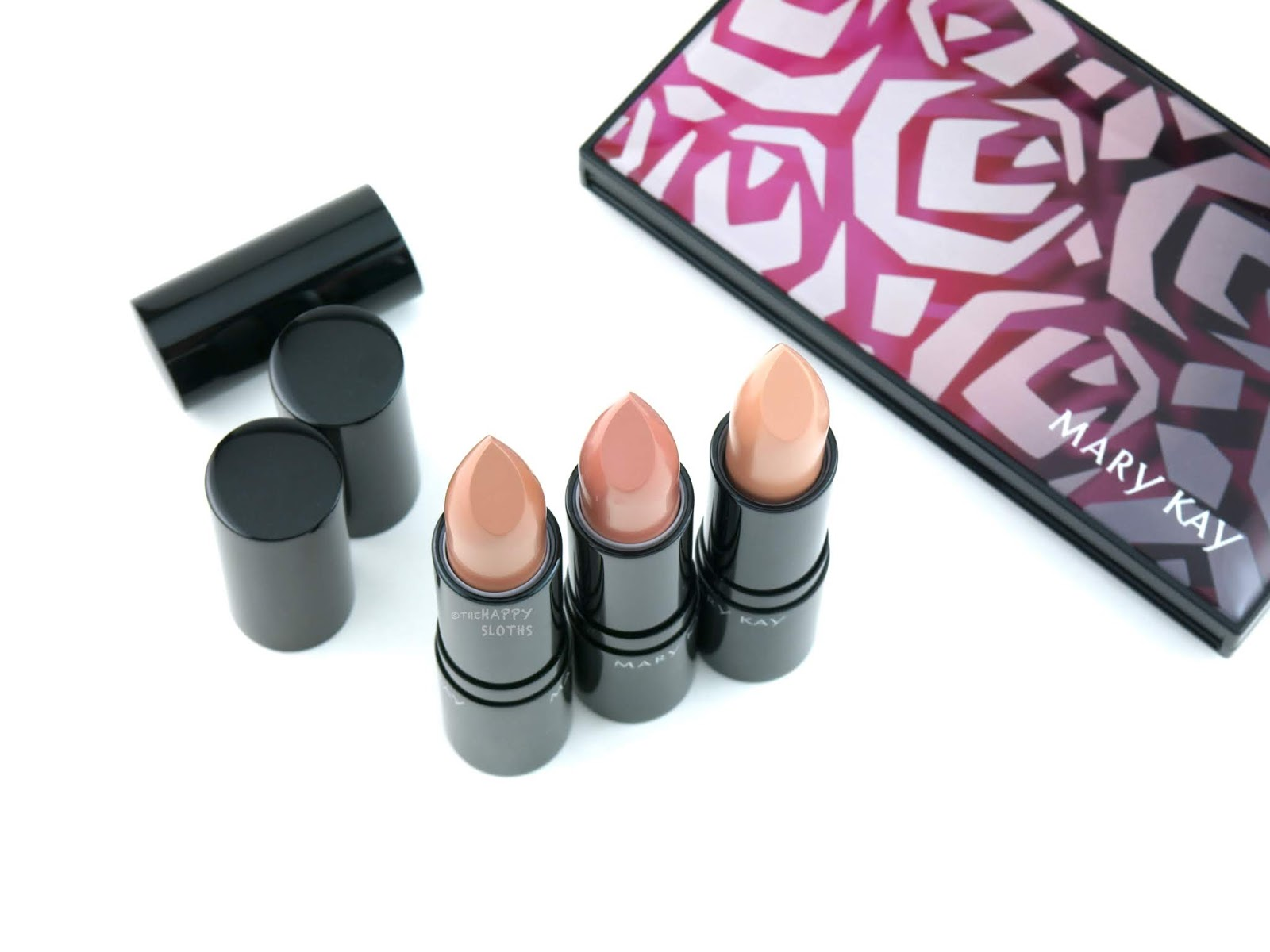 Mary Kay | Spring 2019 Matte Nude Lipsticks: Review and Swatches