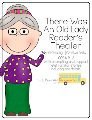 Lots of reader's theater scripts for Kindergarten readers. Your Kindergarten students will love performing these reader's theaters.