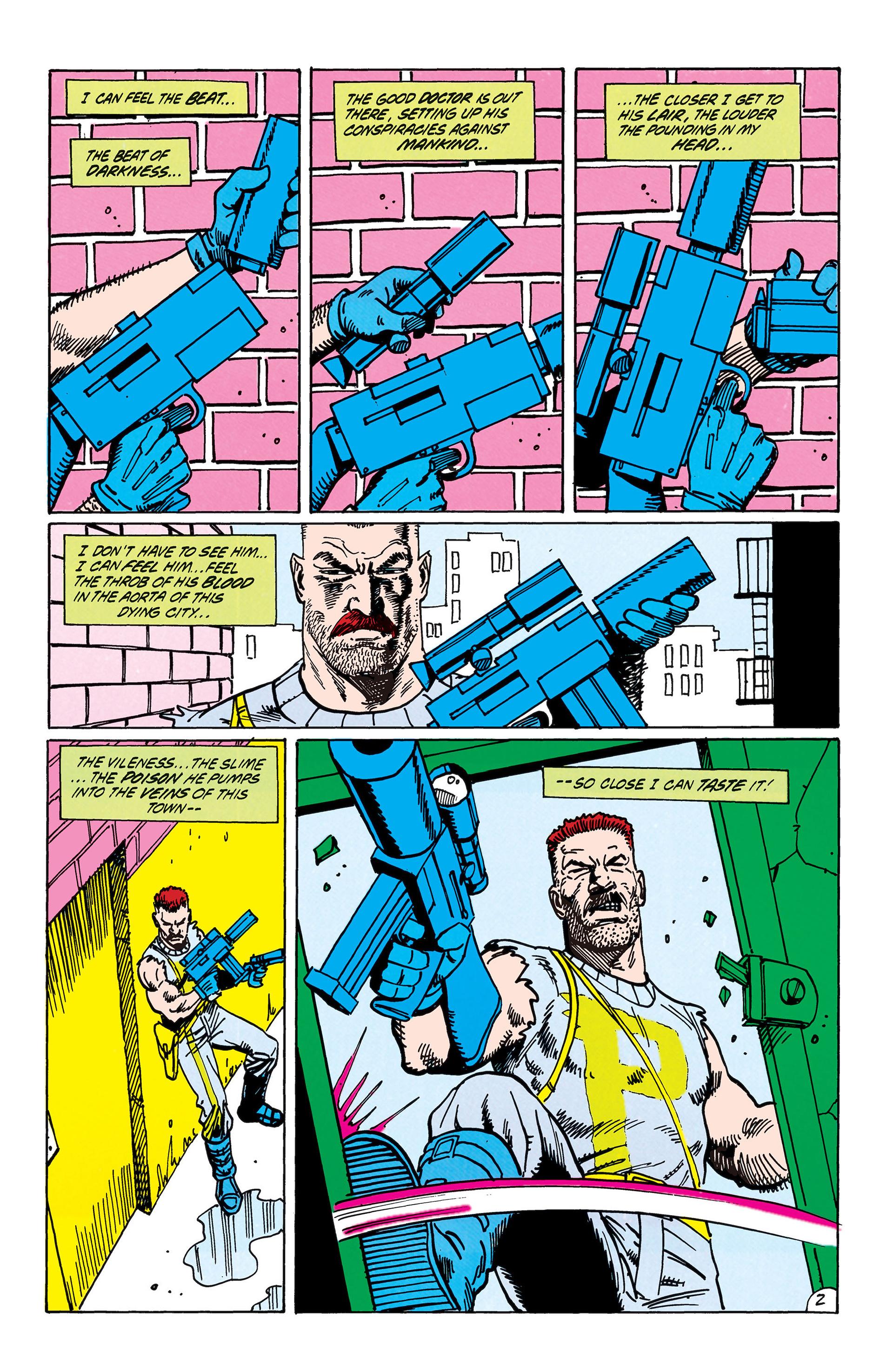 Read online Animal Man (1988) comic -  Issue #45 - 3