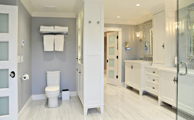 How to remodel a bathroom