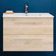 precio mueble baño fondo 35 reducido suspendido 2 cajones
