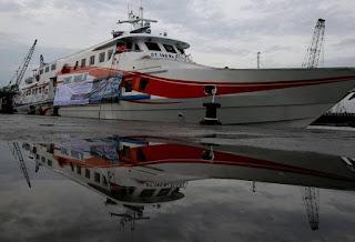 kapal baru