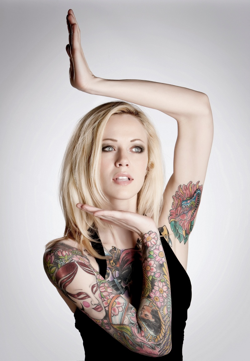 how to choose hot tattoos for women