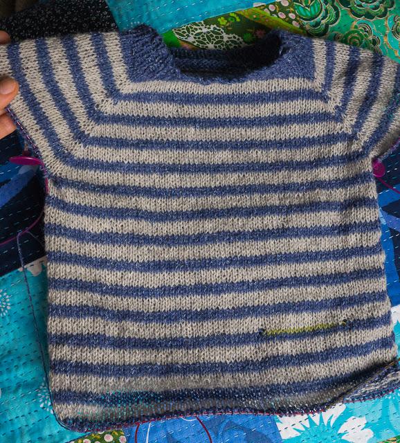 Flax tröja