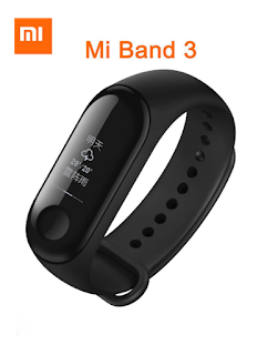 Best top 5 fitness band in India for 2018/ Top 5 activitiy trackers, Xiomi MI band 3