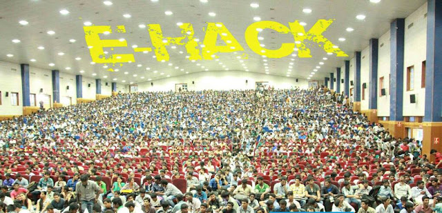 EHACK : The Largest Information Security Awareness Marathon Globally