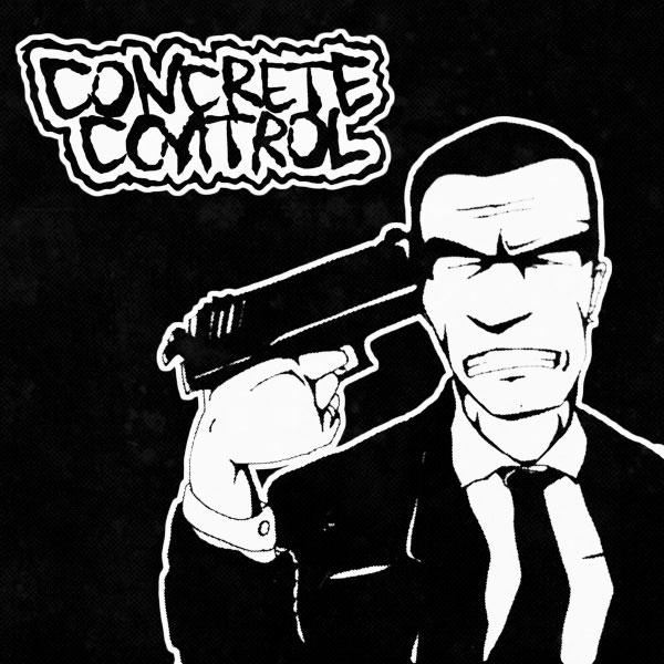 Concrete Control stream Self-Titled EP